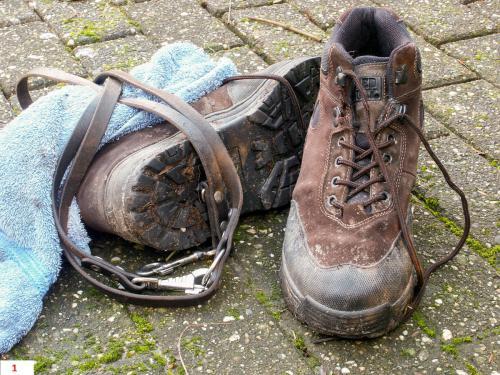 Interne competitie 2020/2021 ronde 2: Schoenen (kleur)